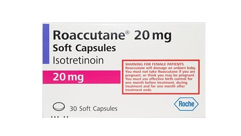 Is Roaccutane safe for acne treatment
